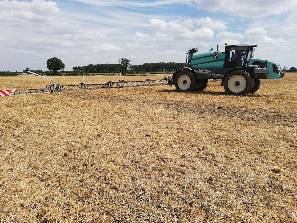 La sociétéBerthoud, spécialiste de la pulvérisation agricole en grandes cultures et viticulture, annonce sa collaboration avec la start-up Carbon Bee Agtech, spécialisée dans l'intelligence artificielle au service de l'a