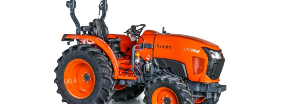 Kubota: un nouveau modèle dans la gamme L1