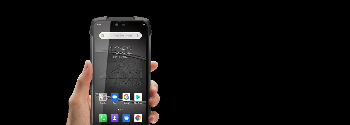 Une nouvelle gamme de Smartphones pour professionnels