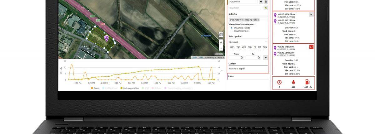 Argo Tractors: la télématique et le télédiagnostic intègrent les tracteurs