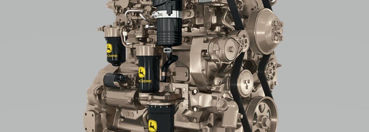 John Deere: bientôt un moteur co-développé avec Deutz