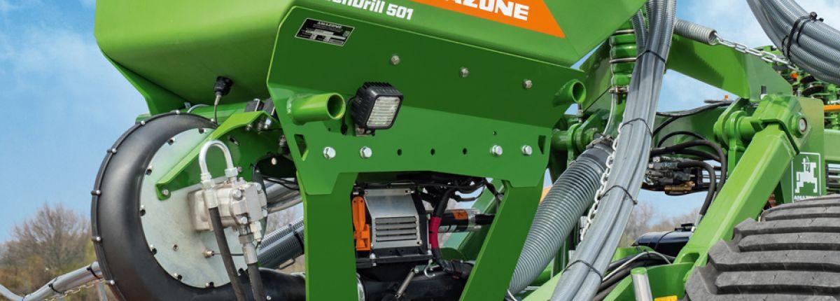 Une nouvelle conception pour le GreenDrill 501