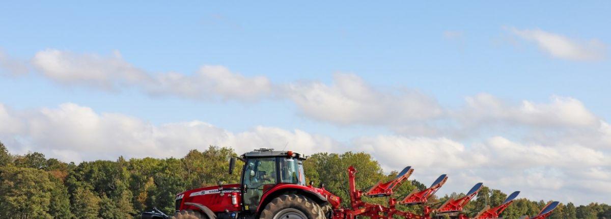 Kverneland: une nouvelle génération de charrues portées avec les 2300 S, 3300 S et 3400 S