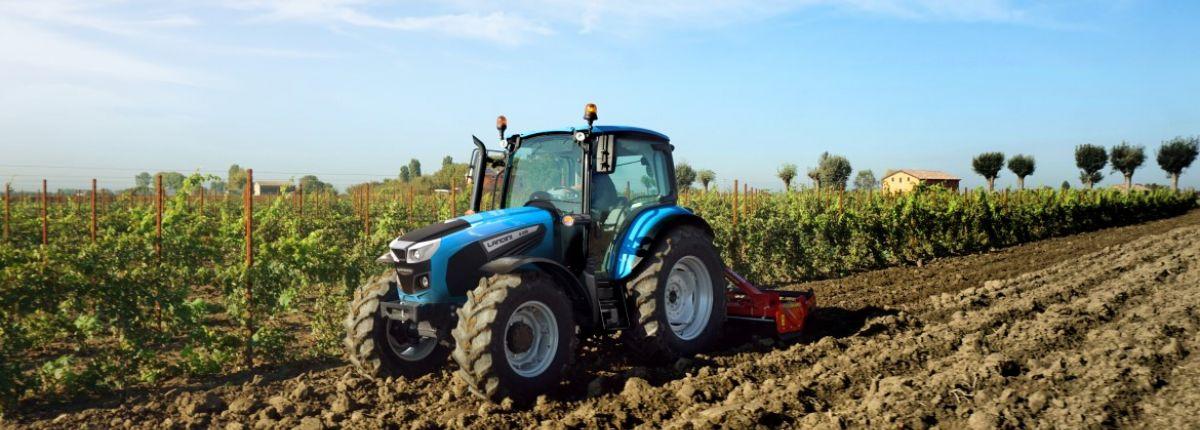 Landini: un nouveau tracteur polyvalent avec le 5-085