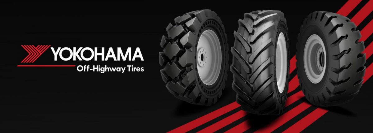 Yokohama OTR et Alliance Tire Group se regroupent et deviennent Yokohama Off-Highway Tires