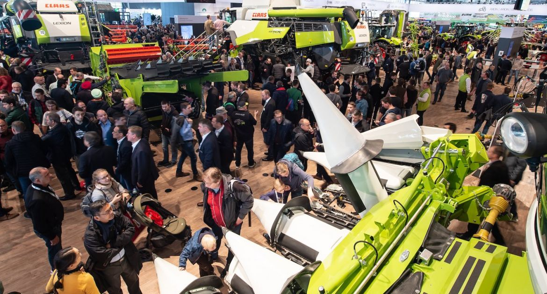 Agritechnica change de date : rendez-vous en Mars 2022 ?