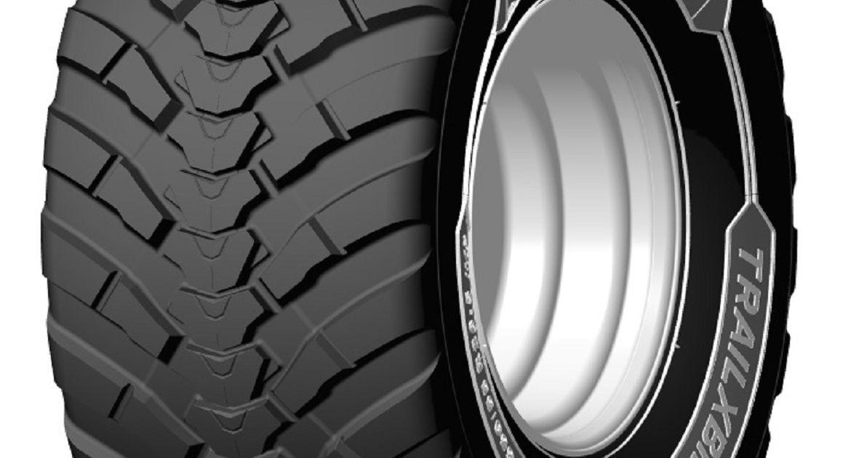 Michelin lance le TrailXBib pour les matériels tractés.