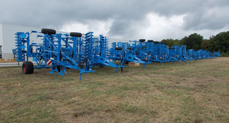 Axema: activité soutenue pour l'agroéquipement mais inquiétudes face à la hausse des prix des matières premières