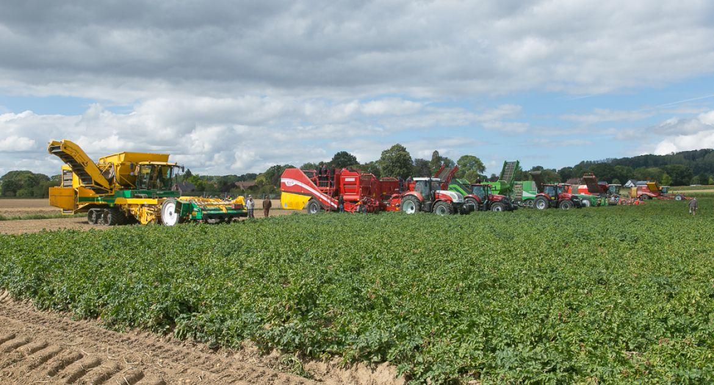 L'édition 2019 du Salon Potato Europe s'est déroulée les 4 et 5 septembre derniers près de Tournai, en Belgique