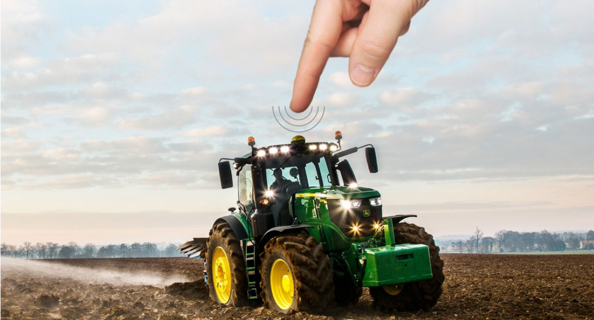 John Deere: l'Operations Center simplifié