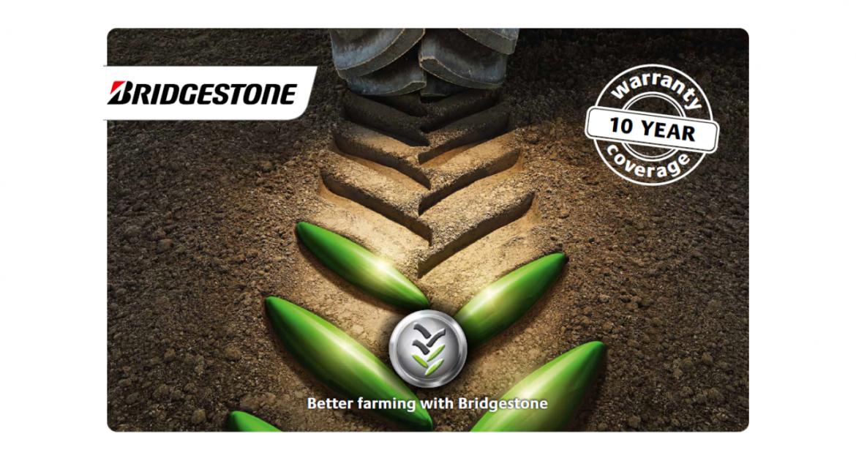 Bridgestone: 10 ans de garantie offert sur tous les pneus radiaux