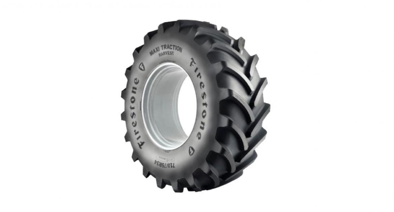 Firestone: une nouvelle gamme de pneus pour moissonneuses