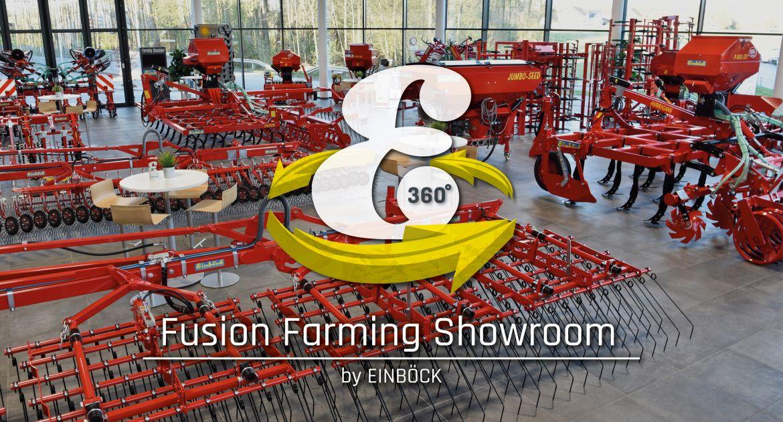 Einböck : le constructeur lance une salle d'exposition en 3D