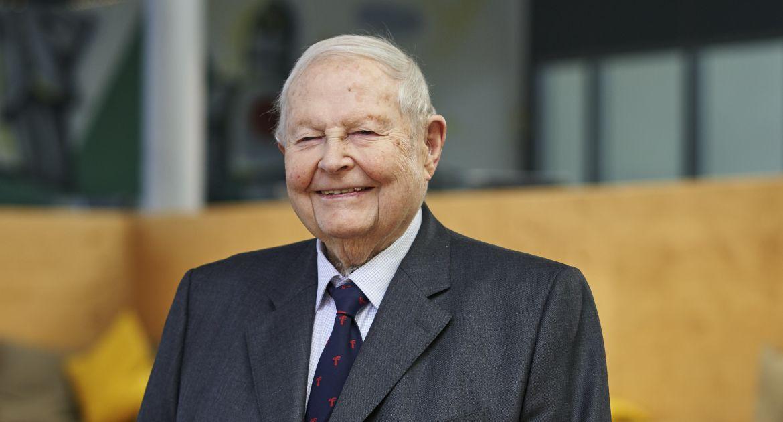 Helmut Claas est décédé