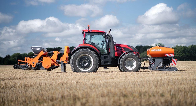 Agrowin International: une nouvelle marque d'outils pour le travail superficiel et le semis