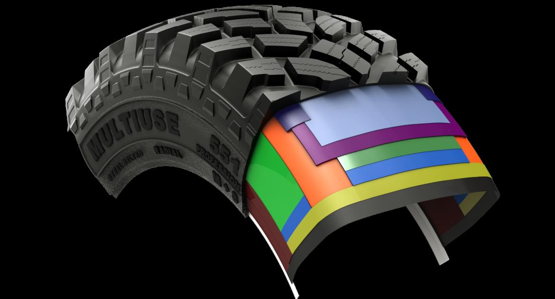 ATG présentera ses tout nouveaux pneus au SIMA 2019. © Alliance