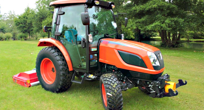 Alliance : un pneu pour les tracteurs compacts.