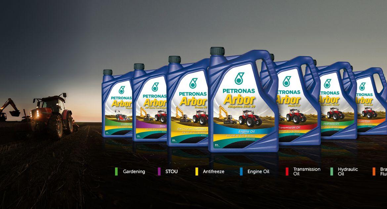 Arbor, une nouvelle gamme de lubrifiants agricoles.