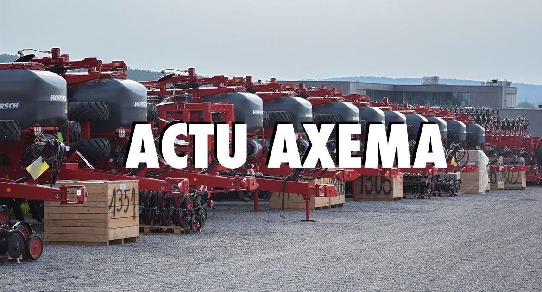 Axema a dévoilé, le 18 octobre 2018, les résultats de son enquête annuelle de conjoncture du secteur des agroéquipements.