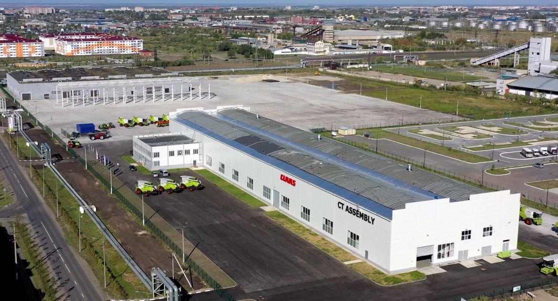 Une nouvelle usine de montage au Kazakshstan