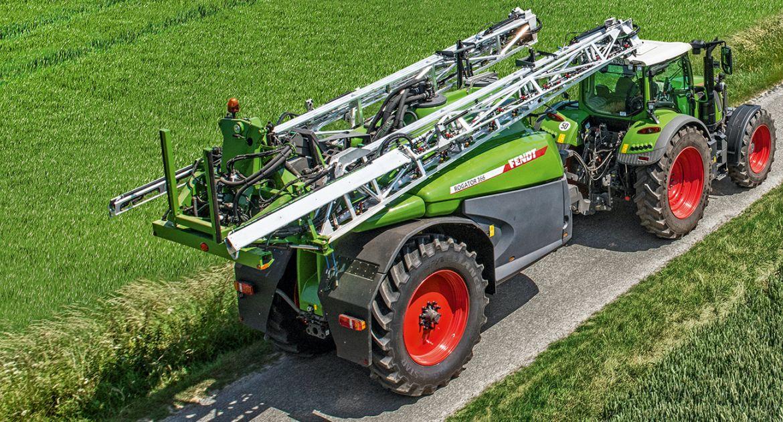 La production de tracteurs à l'arrêt
