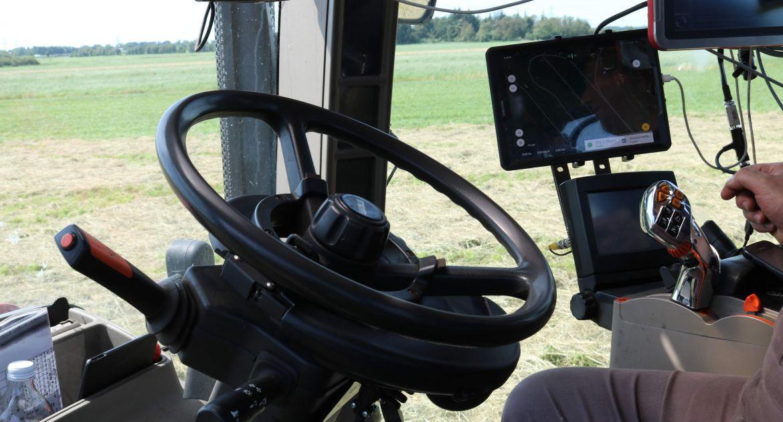 Une application pour avoir le RTK grâce à votre Smartphone.