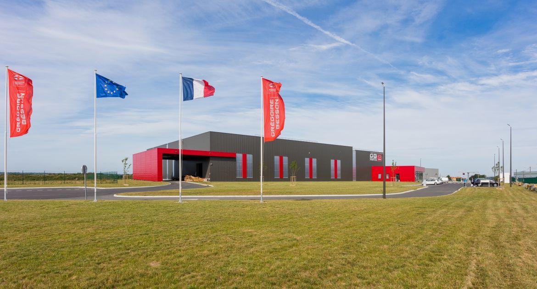 Grégoire Besson: 5 millions d'euros investit dans l'outil industriel