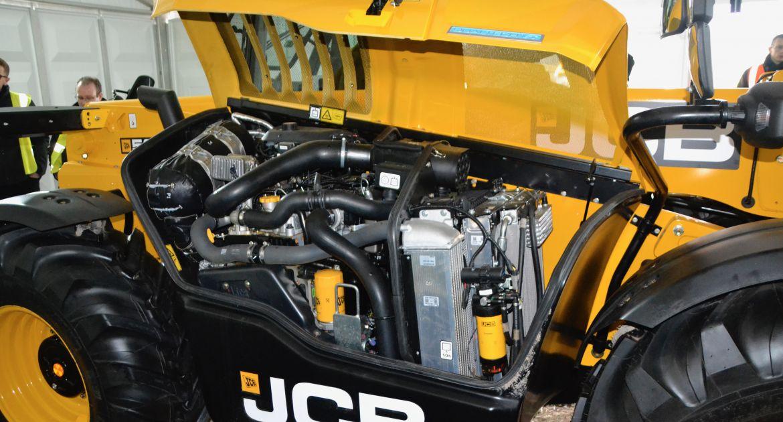Le logo est creusé dans le moule du bas de capot moteur. © FR/M&A