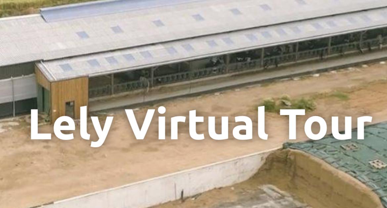 Portes ouvertes en ligne et visite de ferme à 360°.