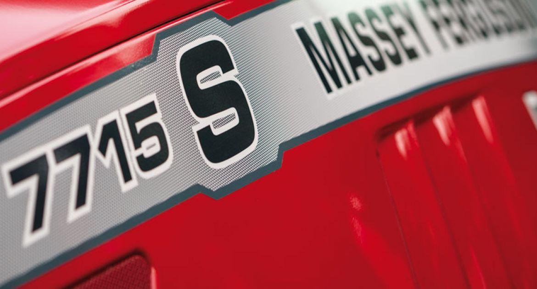 Massey Ferguson 7715 S