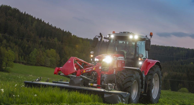 Des nouvelles faucheuses frontales pour Agritechnica