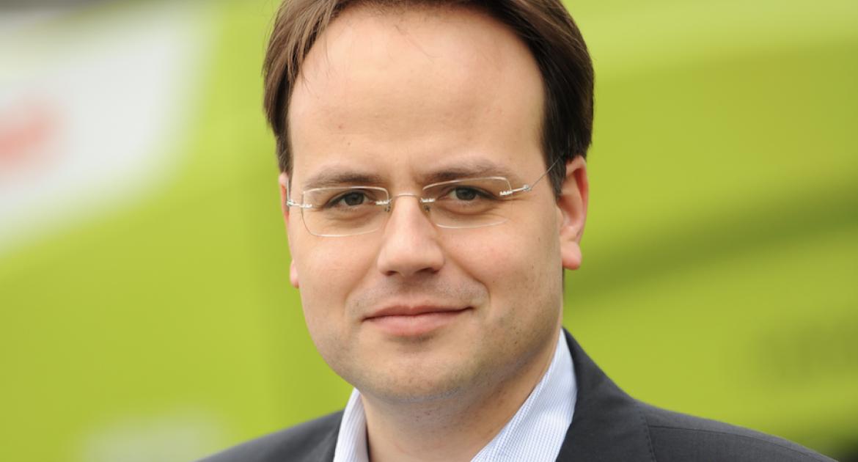 Christian Radons prend en charge la direction des ventes au niveau mondial.
