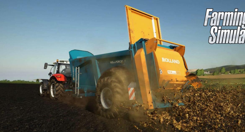 Farming Simulator : un nouveau moyen de communication