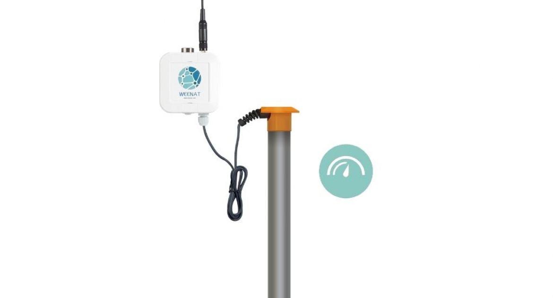 Weenat: une sonde capacitive connectée pour piloter l'irrigation
