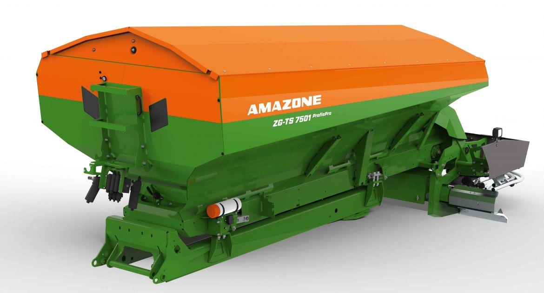 La version Truck pour véhicule porteur. © Amazone