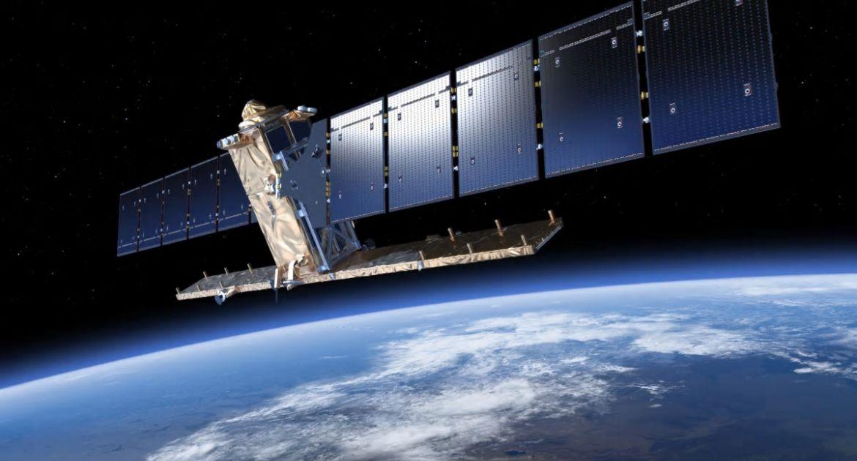 Les données satellitaires de VanderSat reposent sur une technologie micro-ondes. © VanderSat