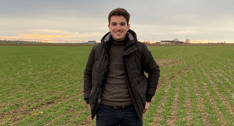 Claydon: Victor Havet, nouveau responsable pour la France
