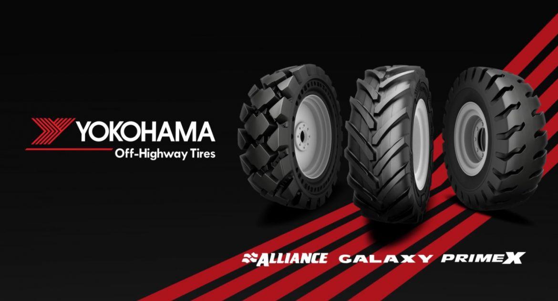 Yokohama OTR et Alliance Tire Group se regroupent et deviennent Yokohama Off-Highway Tires