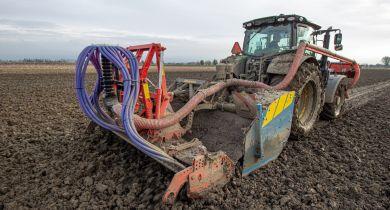 Imants: une nouvelle gamme de machines à bêcher pour les sols humides