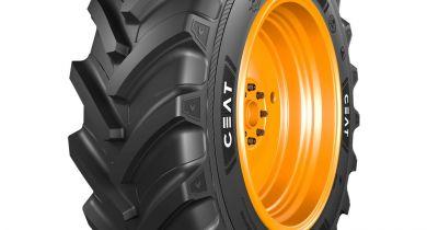CEAT: une gamme de pneus VF pour les tracteurs haut de gamme