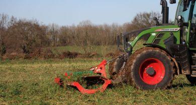 Agripartner: un rouleau Faca de chez Agro-Masz