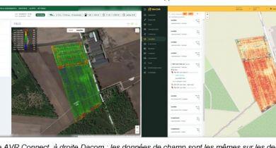 AVR: une collaboration avec Dacom Farm Intelligence