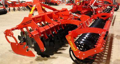 Les outils de travail du sol Ziegler disponible en vente directe