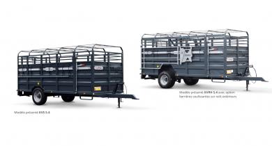 Promodis: huit nouvelles bétaillères pour la marque Cargo