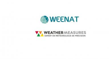 Weenat: acquisition de Weather Measures, spécialiste de la météo de précision pour l'agriculture.