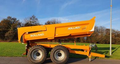 Rolland: les bennes TP Rollroc se modernisent et passent à la 2ème génération