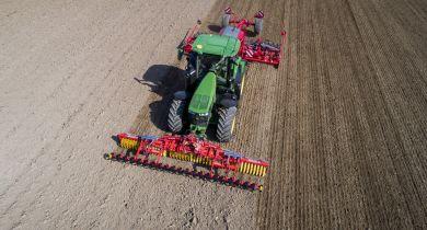 Retrouvez rapidement la configuration de votre tracteur avec l'AutoSetup.