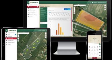 Un partenariat avec Agricolus pour des solutions cloud.