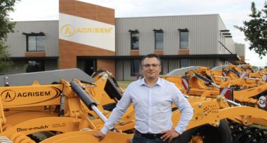 Changement de directeur commercial et nouveau site Web pour Agrisem.