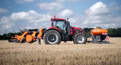 Agrowin International: le constructeur vous garantit le rendement en cas de semis avec le Rotawin